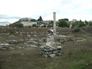 Temple of Artemis, one of the Seven Wonders