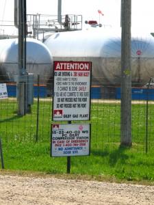 Sour Gas processing - dangerous